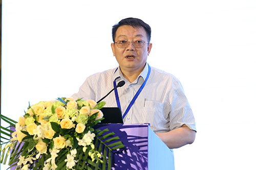 中国集成电路装备专项技术总师,中国科学院微电子研究所所长叶甜春